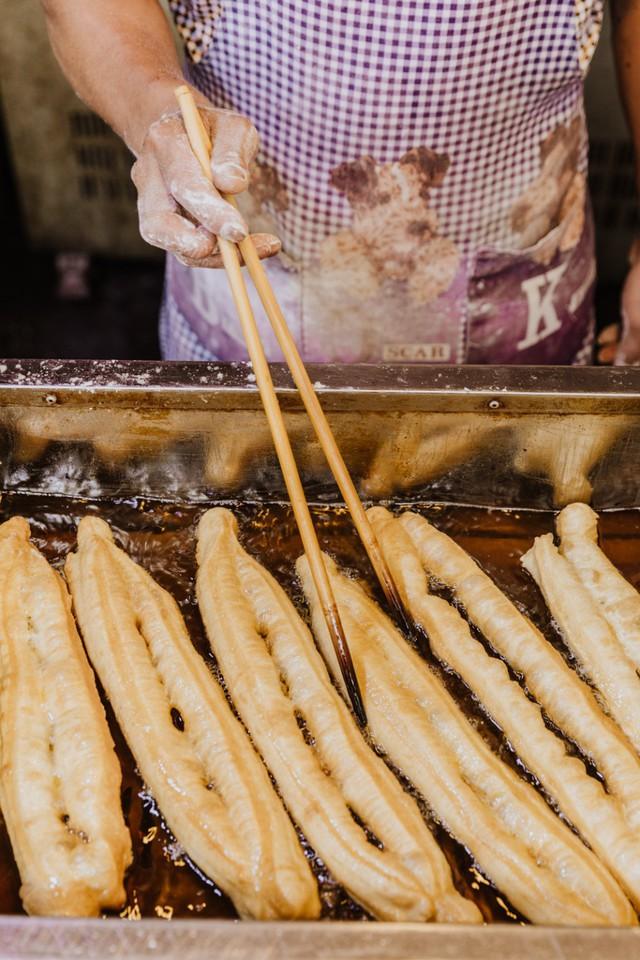 Chuyện về quán ăn Trung Quốc nỗ lực bảo tồn Tứ Đại Thiên Vương - bữa sáng cổ truyền chỉ dành cho vua chúa có nguy cơ bị thất truyền - Ảnh 4.