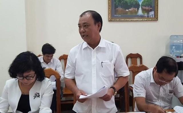 Cách chức ông Lê Tấn Hùng tổng giám đốc Tổng công ty SAGRI - Ảnh 1.