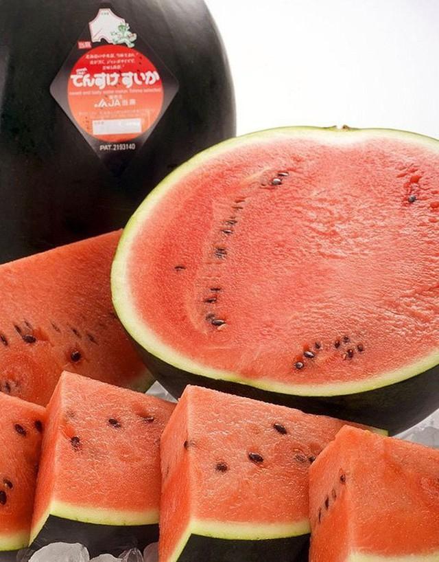 Những loại trái cây giá trên trời, gấp cả trăm lần quả vải thiều Shintomi 240.000 đồng/quả, có loại cả trăm triệu đồng - Ảnh 7.