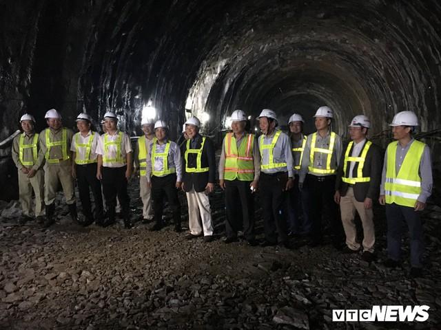 Hải Vân 2 sẽ thông hầm vào tháng 9/2019 - Ảnh 1.