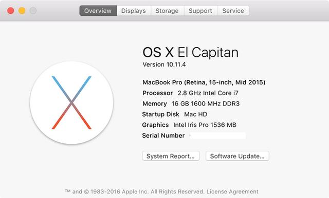 Apple xác nhận MacBook Pro có thể phát nổ do lỗi pin: Đây là để cách kiểm tra máy bạn có bị ảnh hưởng hay không - Ảnh 1.