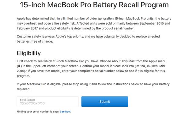 Apple xác nhận MacBook Pro có thể phát nổ do lỗi pin: Đây là để cách kiểm tra máy bạn có bị ảnh hưởng hay không - Ảnh 2.