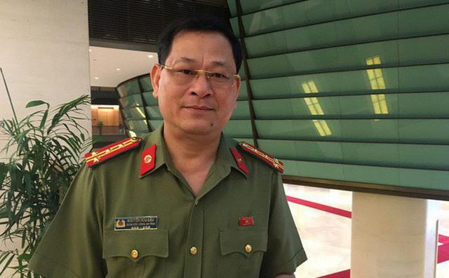 Đại tá Công an nói việc xử lý hành vi dâm ô đối với ông Nguyễn Hữu Linh không oan - Ảnh 1.