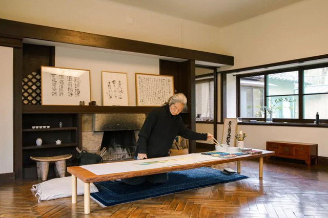 Cuộc sống hạnh phúc và bình yên của cặp vợ chồng người Nhật ở ngôi nhà nhỏ trên núi suốt 40 năm - Ảnh 4.