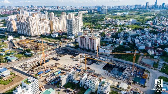Cận cảnh dự án Raemian Galaxy City hơn 13.000 căn hộ nằm trong trung tâm Thủ Thiêm xây lụi - Ảnh 5.