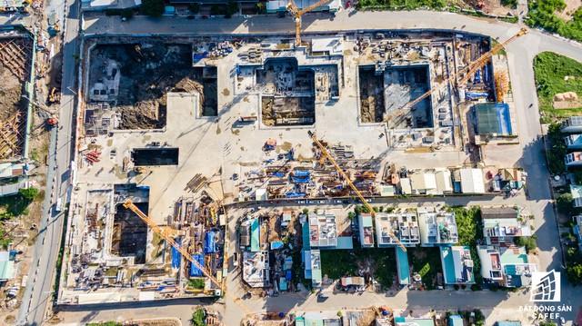 Cận cảnh dự án Raemian Galaxy City hơn 13.000 căn hộ nằm trong trung tâm Thủ Thiêm xây lụi - Ảnh 8.