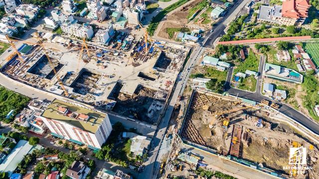 Cận cảnh dự án Raemian Galaxy City hơn 13.000 căn hộ nằm trong trung tâm Thủ Thiêm xây lụi - Ảnh 10.