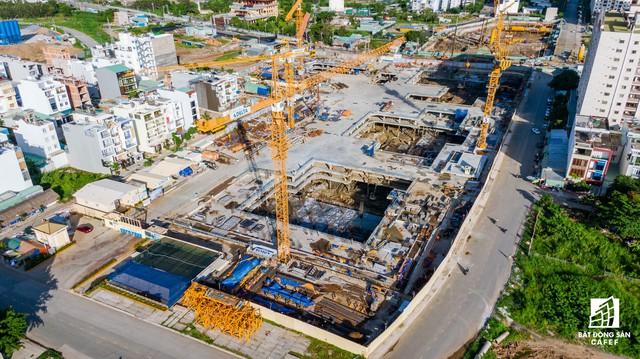 Cận cảnh dự án Raemian Galaxy City hơn 13.000 căn hộ nằm trong trung tâm Thủ Thiêm xây lụi - Ảnh 13.
