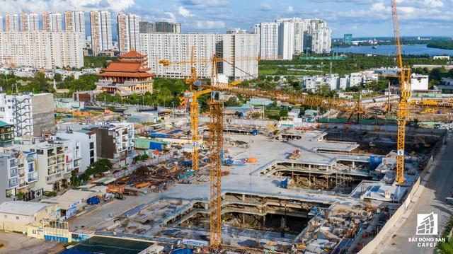 Cận cảnh dự án Raemian Galaxy City hơn 13.000 căn hộ nằm trong trung tâm Thủ Thiêm xây lụi - Ảnh 16.