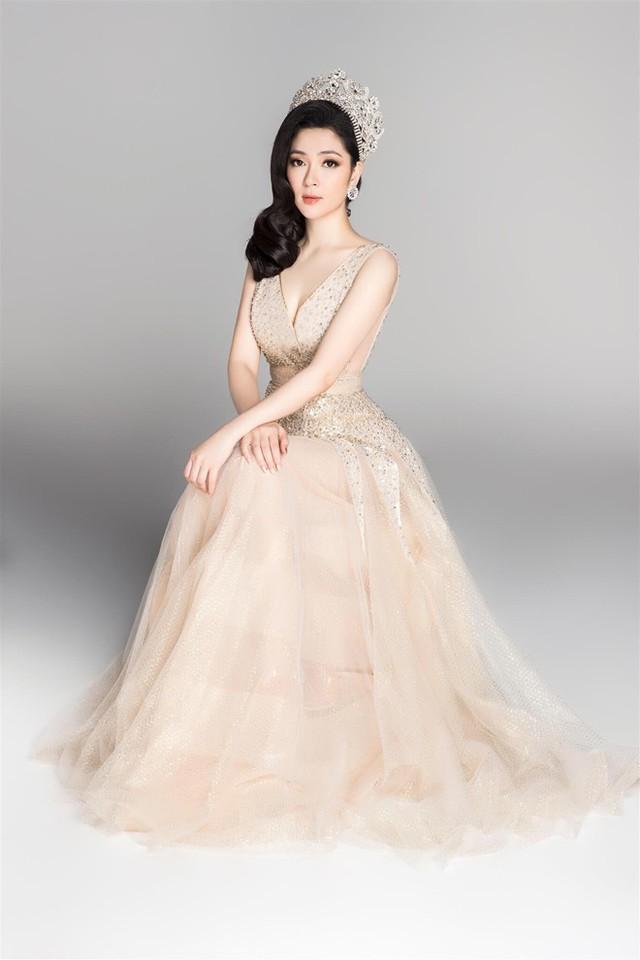 Hoa hậu Việt Nam 2004: Vướng tin đồn bị đánh ghen ở tuổi 18, đám cưới bất ngờ ở tuổi 23 và cuộc sống bình yên sau giông bão ở tuổi 34 với đại gia bí ẩn - Ảnh 1.