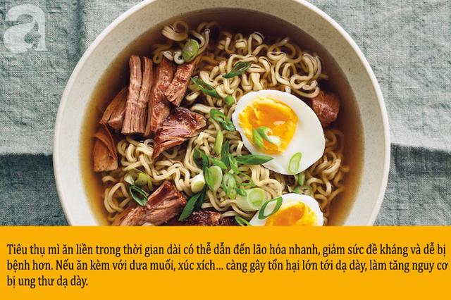 Người đàn ông 31 tuổi bị ung thư dạ dày do ăn thứ này thay cơm trong thời gian dài - Ảnh 2.