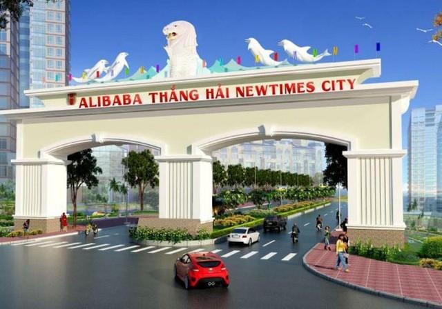 """Khu đô thị Singapore ở Bình Thuận thực chất là dự án """"ma"""" - Ảnh 1."""