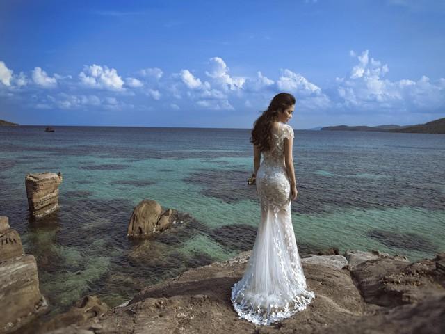 Hoa hậu Việt Nam 2004: Vướng tin đồn bị đánh ghen ở tuổi 18, đám cưới bất ngờ ở tuổi 23 và cuộc sống bình yên sau giông bão ở tuổi 34 với đại gia bí ẩn - Ảnh 4.