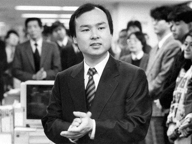 Chân dung vị tỷ phú đến từ Nhật Bản đã gây sốc cho toàn bộ thung lũng Silicon - Ảnh 1.