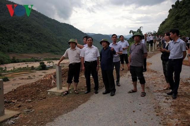 Ảnh: Huyện nghèo ở Lai Châu tan hoang sau cơn lũ đầu mùa - Ảnh 16.