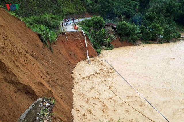 Ảnh: Huyện nghèo ở Lai Châu tan hoang sau cơn lũ đầu mùa - Ảnh 5.