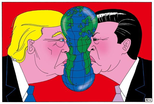 Mối quan hệ cộng sinh Chimerica kéo dài hàng thập kỷ của Mỹ và Trung Quốc đã đi đến hồi kết? - Ảnh 2.