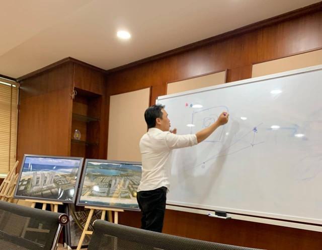Đại gia Đinh Trường Chinh - Chủ tịch HDTC: Chúng tôi đầu tư xây dựng dự án không cần phải xin phép - Ảnh 1.