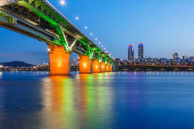 Có gì bên trong khu nhà giàu Gangnam nổi tiếng Hàn Quốc? - Ảnh 1.