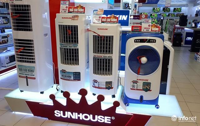 Xuất xứ TQ, thương hiệu Hàn Quốc, hàng VN chất lượng cao: Sunhouse của nước nào? - Ảnh 1.