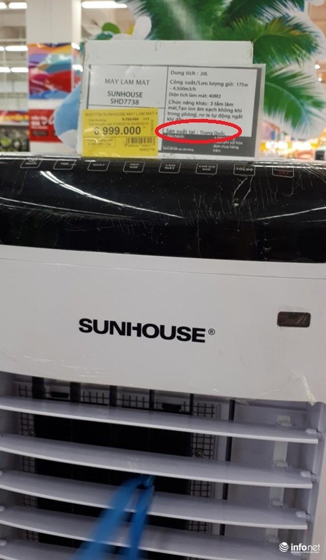 Xuất xứ TQ, thương hiệu Hàn Quốc, hàng VN chất lượng cao: Sunhouse của nước nào? - Ảnh 4.