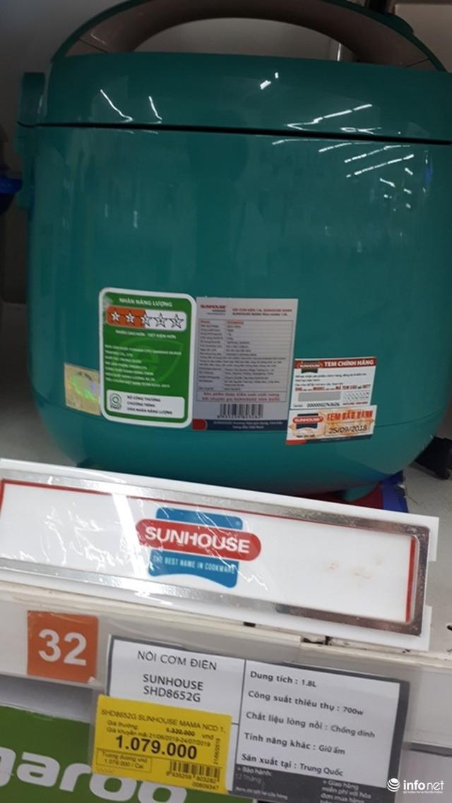 Xuất xứ TQ, thương hiệu Hàn Quốc, hàng VN chất lượng cao: Sunhouse của nước nào? - Ảnh 8.