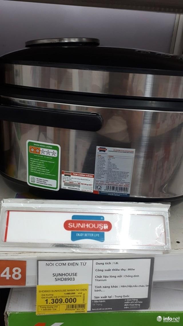 Xuất xứ TQ, thương hiệu Hàn Quốc, hàng VN chất lượng cao: Sunhouse của nước nào? - Ảnh 9.