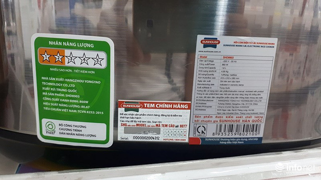 Xuất xứ TQ, thương hiệu Hàn Quốc, hàng VN chất lượng cao: Sunhouse của nước nào? - Ảnh 10.