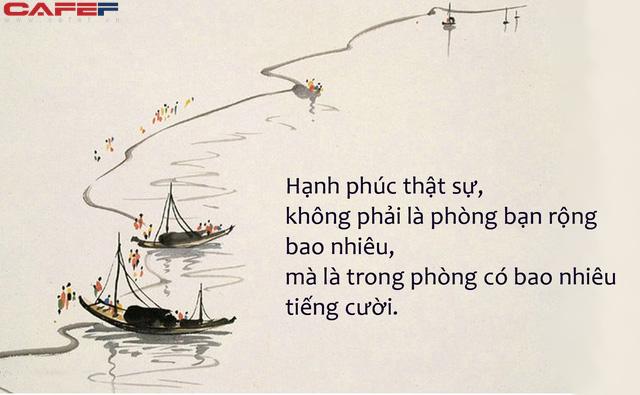 Lâm vào nghịch cảnh ba lần vẫn phóng khoáng, tự tại, bậc đại trí giả Tô Đông Pha dạy rằng: Hạnh phúc không phải thứ do người khác mang đến, mà là do tự mình dành tặng cho mình - Ảnh 2.