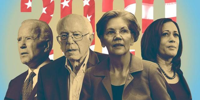 Ứng viên nào của đảng Dân chủ sẽ gánh vác trọng trách 'hạ bệ' ông Trump? - Ảnh 1.