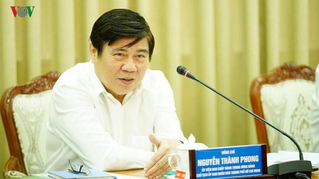 TP.HCM sẽ họp báo vấn đề Thủ Thiêm vào tuần sau - Ảnh 1.