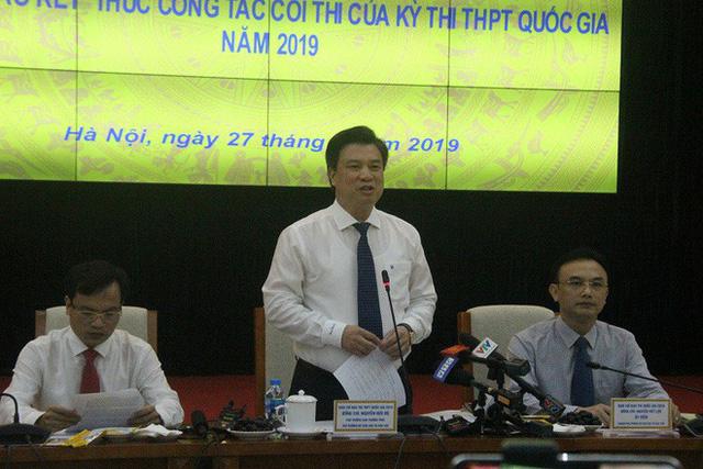 4 thí sinh ở Lào Cai, Sơn La phải làm bài thi lại môn Ngữ Văn vì lỗi của giám thị - Ảnh 1.