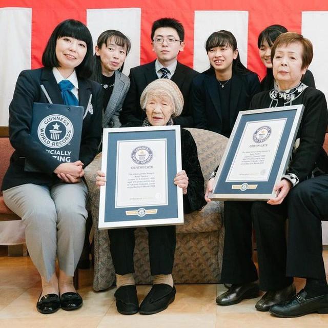 Người cao tuổi nhất thế giới bước qua tuổi 116 cho biết bí quyết sống lâu đáng suy ngẫm - Ảnh 8.