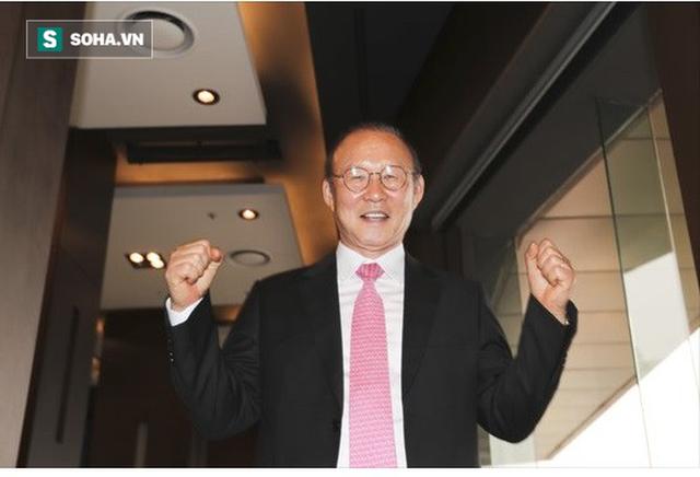 Trả lời báo Hàn, HLV Park Hang-seo đáp trả tin đồn bí mật đàm phán với LĐBĐ Thái Lan - Ảnh 1.