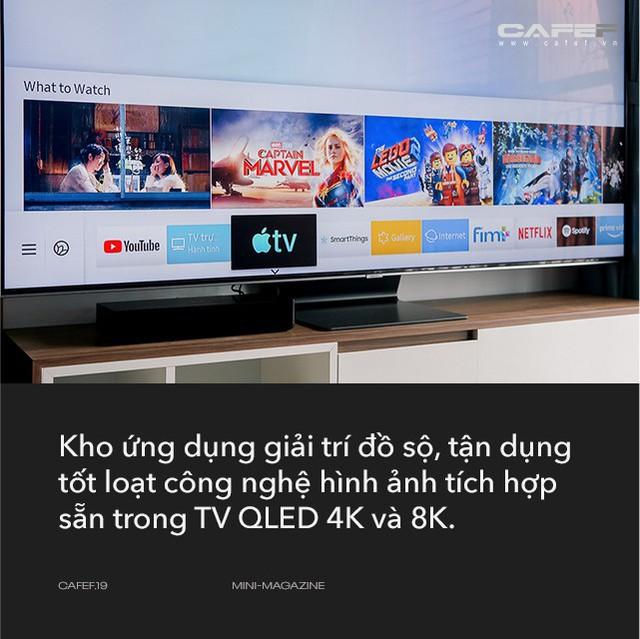 Người mê cái đẹp chắc chắn sẽ yêu mến dòng TV này - Ảnh 2.