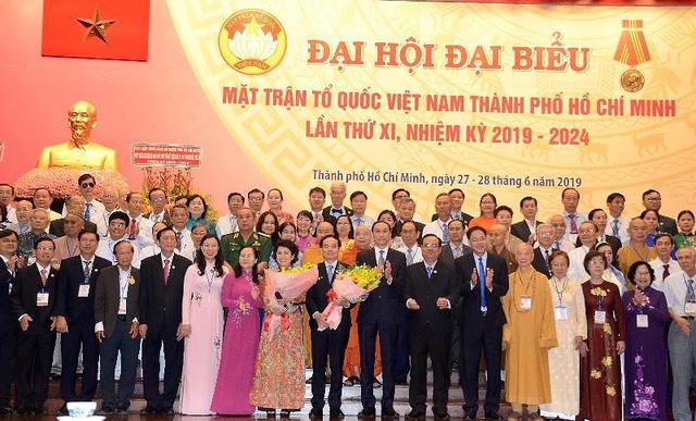 Ông Trần Lưu Quang kiêm thêm chức vụ mới - Ảnh 1.