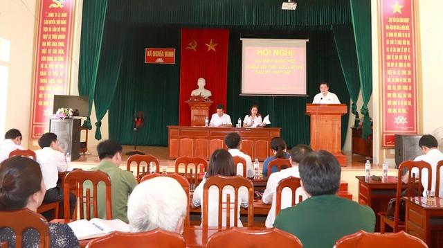 Trưởng Ban Nội chính Trung ương Phan Đình Trạc: Lò vẫn cháy, củi tươi cũng cháy, củi ướt cũng cháy - Ảnh 1.