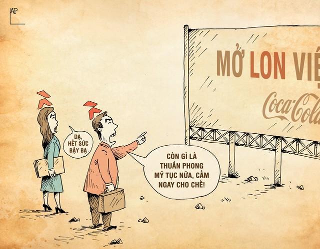 Bị tuýt còi, Coca Cola sửa Mở lon Việt Nam thành Cơ hội trúng vàng mỗi ngày - Ảnh 1.