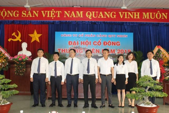 Cảng Quy Nhơn thay mới hàng loạt lãnh đạo chủ chốt sau chuyển giao - Ảnh 1.