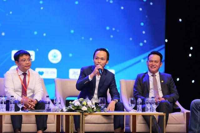 Chủ tịch FLC kể về 3 dấu mốc khởi nghiệp - Ảnh 1.