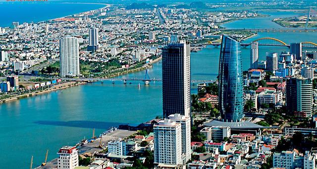 Đấu giá các lô đất để triển khai siêu dự án 2 tỷ USD Đà Nẵng Gateway - Ảnh 1.