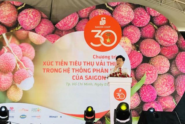 Phó TGĐ Saigon Co.op Phạm Trung Kiên: Sản xuất hữu cơ trong nước còn yếu! - Ảnh 1.