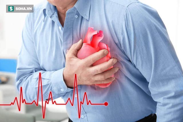9 dấu hiệu cảnh báo bạn có thể bị suy tim tăng nặng: Có 1 điểm trùng là nên đi khám - Ảnh 1.