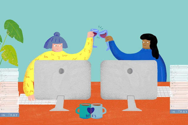 15 nguyên tắc đúc kết bởi chuyên gia, chị em mau áp dụng nếu đang gặp vấn đề với những mối quan hệ nơi công sở - Ảnh 2.