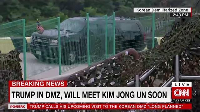 NÓNG: Ông Trump đi 20 bước lên lãnh thổ Triều Tiên, tạo nên LỊCH SỬ mới cho quan hệ Mỹ - Triều - Ảnh 11.