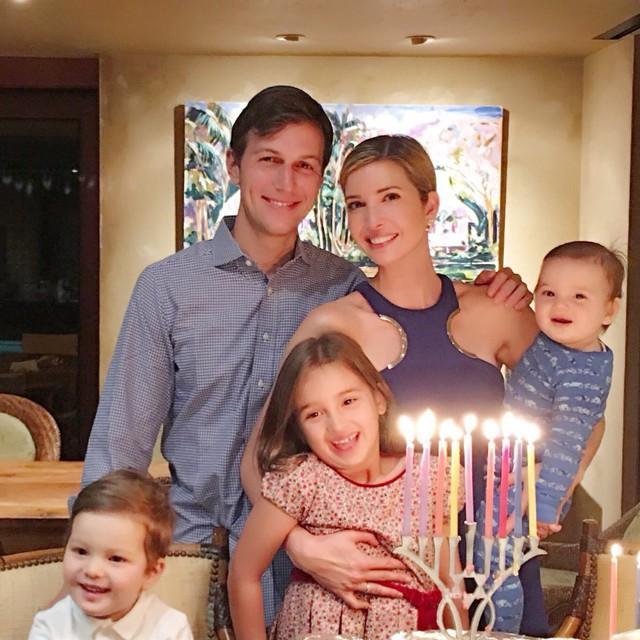 Điều ít biết về 3 nhóc tì đáng yêu, ngắm mãi không biết chán của nữ thần Ivanka Trump - Ảnh 10.