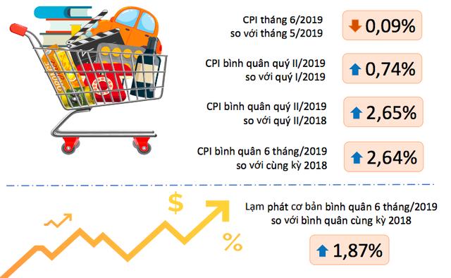 Bức tranh kinh tế Việt Nam 6 tháng năm 2019 qua các con số - Ảnh 11.