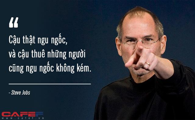 Cấp dưới mắc sai lầm, Steve Jobs chỉ mắng 1 câu duy nhất rồi dập máy nhưng khiến nhân viên nọ vừa biết ơn, vừa thán phục: Thô nhưng thật, làm lãnh đạo phải dám nói! - Ảnh 3.