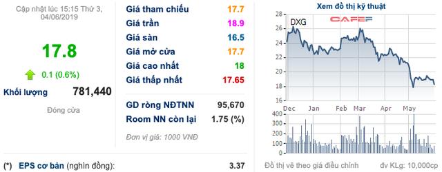 Đất Xanh (DXG) chuyển nhượng cổ phần tại 4 đơn vị về Bất động sản Hà An, tổng giá trị 1.462 tỷ đồng - Ảnh 1.