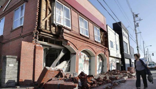 Động đất 6,1 độ tại Torishima, Nhật Bản - Ảnh 1.
